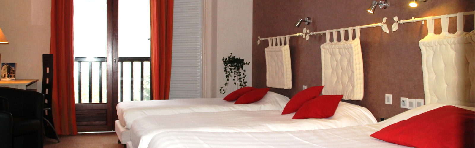 Chambres hotel st jacques des blats Cantal Lioran